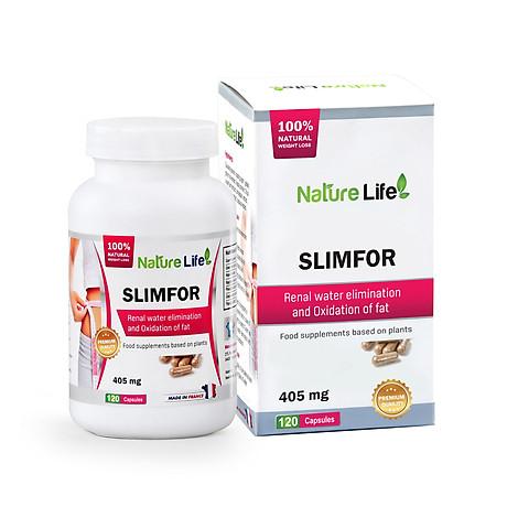 Viên uống giúp hỗ trợ giảm cân Slimfor (120 viên) 1