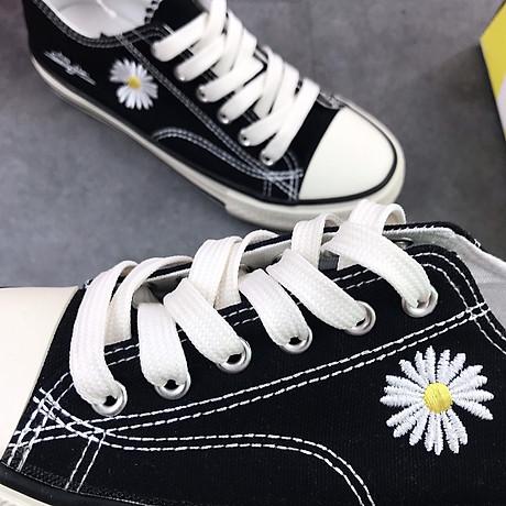 Giày Thể Thao Sneaker Nữ , Vải Dày , Nhẹ Thoáng Khí, Thích Hợp Đi Chơi, Đi Hoc, Đi Làm, Đế Cao Su Đúc, Chống Trơn Trượt, Hạn Chế Mòn Đế, Miếng Lót Giày Có Độ Đàn Hồi Tạo Cảm Giác Êm S330 2