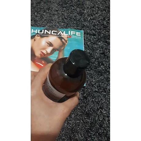 Dầu Gội Tái Tạo Tóc Và Da Đầu Chiết Xuất Cây Bách Xù Hương Thơm Tươi Mát HUNCA Juniper Shampoo 500ml 2