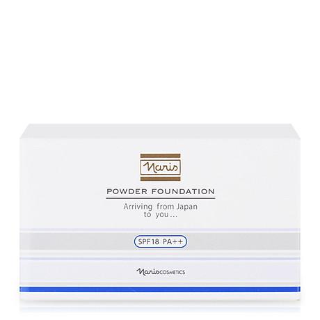 PHẤN NỀN NARIS POWDER FOUNDATION SPF18 PA++ 02 4