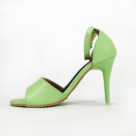 Giày Sandal Cao Gót Nữ Cao Cấp Peace PO1205 5