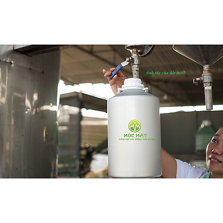 Tinh dầu Gỗ Tuyết Tùng (Hoàng Đàn) 10ml Mộc Mây - tinh dầu thiên nhiên nguyên chất 100% - chất lượng và mùi hương vượt trội, mạnh mẽ nồng nàn, nhưng êm dịu sẽ giúp cho bạn có những giây phút không thể tuyệt vời hơn - Có kiểm định 4