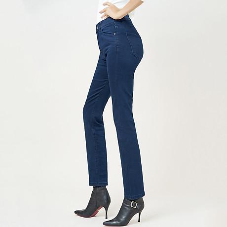 Quần Jean Nữ Ống Đứng Lưng Cao Aaa Jeans Có Nhiều Màu Size 26 - 32 2