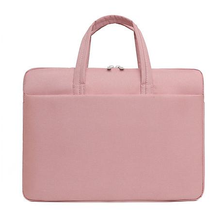 Túi đựng Laptop, túi xách Macbook dành cho công sở, văn phòng, chống nước, đựng vừa laptop 15,6 inch, nhiều ngăn 3