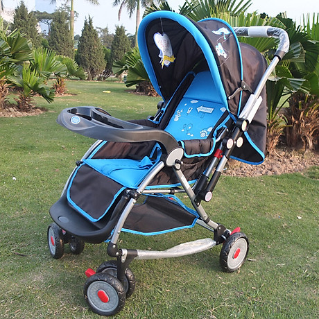 Xe đẩy trẻ em hai chiều cao cấp 720W. 1
