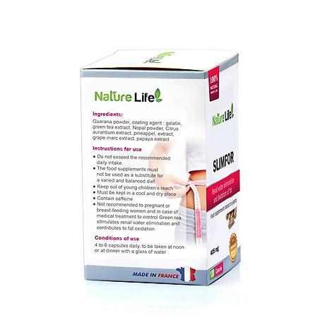 Viên uống giúp hỗ trợ giảm cân Slimfor (120 viên) 4