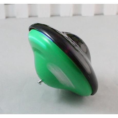 Con quay mô hình đĩa bay cho trẻ V1 có đèn và nhạc - hàng tốt 2