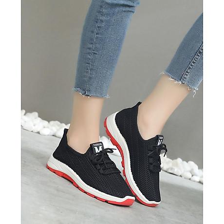 Giày sneaker nữ phong cách thể thao thoáng khí 197 2