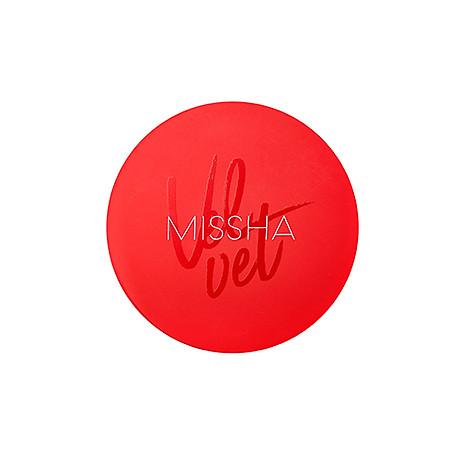 Phấn nước kiềm dầu che phủ cao MISSHA Velvet Finish Cushion SPF50+ PA+++ (No.23) 2