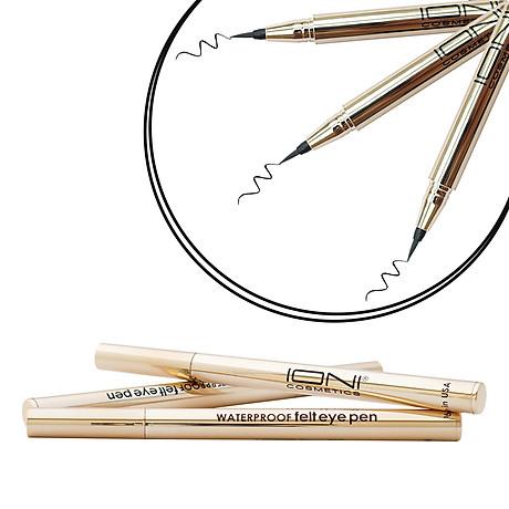 Bút lông kẻ mí mắt IONI - Waterproof Felt Eye Pen 3