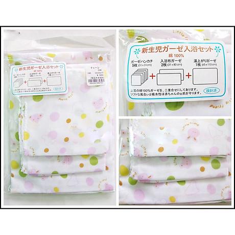 Combo 2 bịch Goon Friend siêu đại - Tặng Set 8 khăn xô in hình cho bé 3