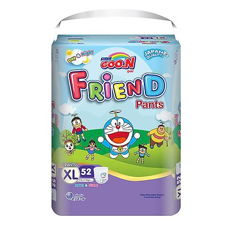 Tã Quần Goo.n Friend Gói Siêu Đại XL52 (52 Miếng) 1