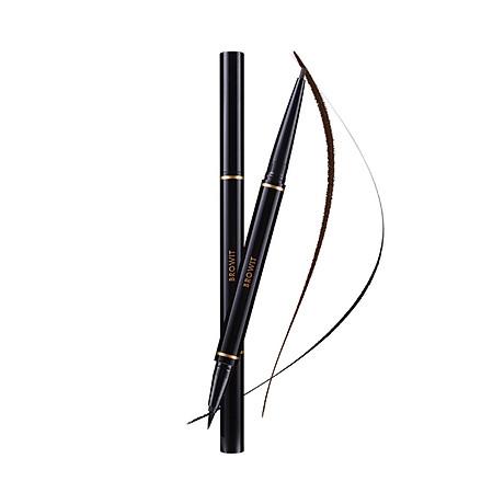 Bút kẻ mắt hai đầu HighTechnique Duo Eyeliner 0.5ml+0.14g 2