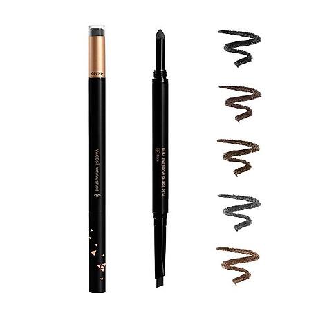 Chì Kẻ Mày Định Hình Đa Năng Vacosi Dual Eyebrow Shape Pen 7