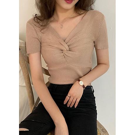 Áo kiểu nữ xinh xắn sang trọng HATI - AL8839 3