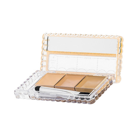 Kem Nền Che Khuyết Điểm Canmake Color Mixing Concealer 1