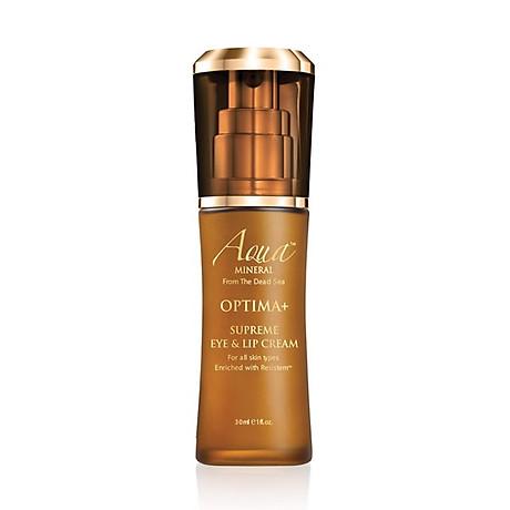Kem dưỡng ẩm cho môi và mắt Mineral Optima+ supreme eye and lip cream 1