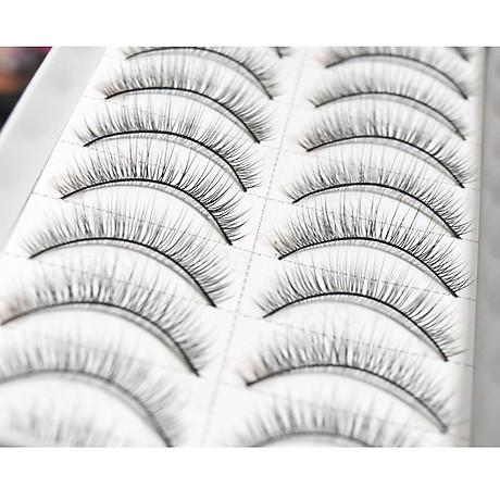 Lông mi giả Eyelashes Fashion Color 10 cặp (số 020) 8