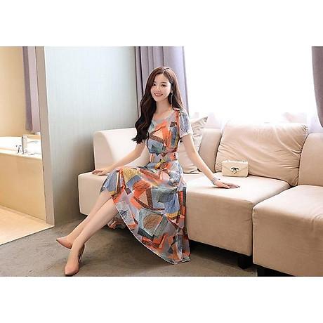 Đầm, váy maxi dáng dài NH40 - NH40 4