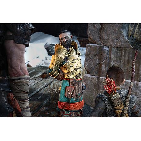 Đĩa Game PlayStation PS4 Sony God Of War 4 - Hàng Nhập Khẩu 2