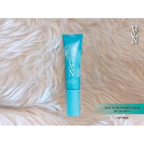 Kem Nền Che Khuyết Điểm VCN Silky Fit BB Powder Cream SPF 50+,PA+++ 2
