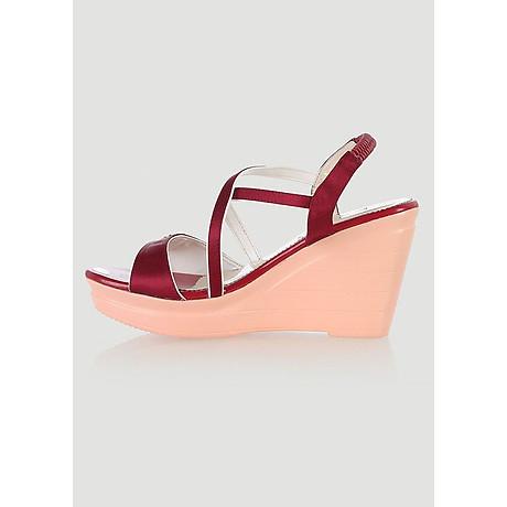 Giày nữ Huy Hoàng màu đỏ HT7065 4