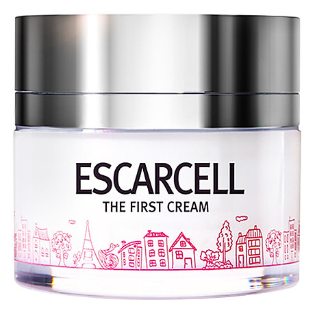 Kem Dưỡng Da Mặt Escarcell The First Cream Skinaz (50ml) 1
