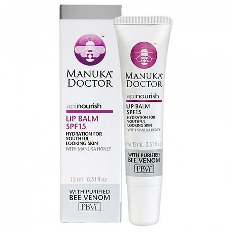 Son dưỡng chống nắng Manuka Doctor Lip Balm SPF15 - 15ml 1