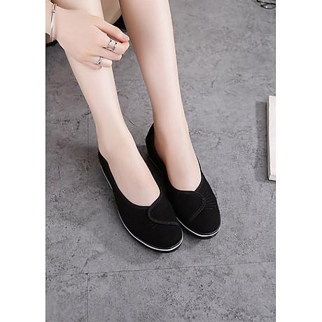 Giày búp bê đi bộ êm chân thời trang TRT-GBBNU-01 1