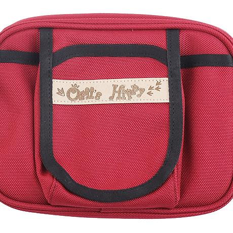 Túi Đựng Kèm Theo Địu Em Bé Hàn Quốc SINBII DL-RED (Đỏ) 3
