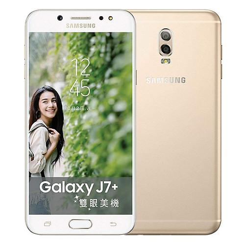 Điện Thoại Samsung Galaxy J7 Plus 32GB  - Quốc Tế - Vàng Đồng