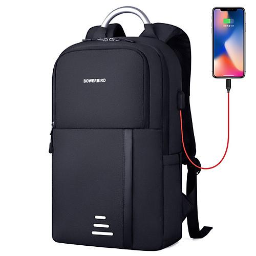 Trang chủThời TrangTúi xách và Phụ kiệnTúi xách   Balo Tìm Mua BOWERBIRD  backpack male multi-function charging travel bag business casual 15.6-inch  computer ... 4d9f5551ae293