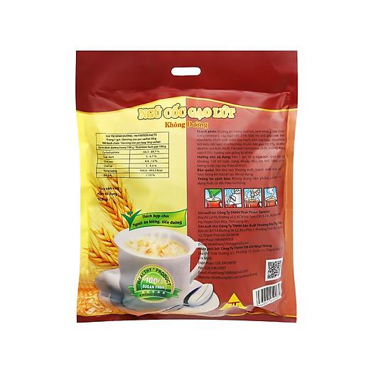 Ngũ Cốc Gạo Lứt không đường ăn kiêng Best Choice 540gr - Ngũ cốc, bột    VinMart.co