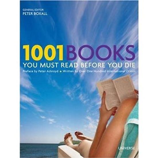 Hình đại diện sản phẩm 1001 Books You Must Read Before You Die