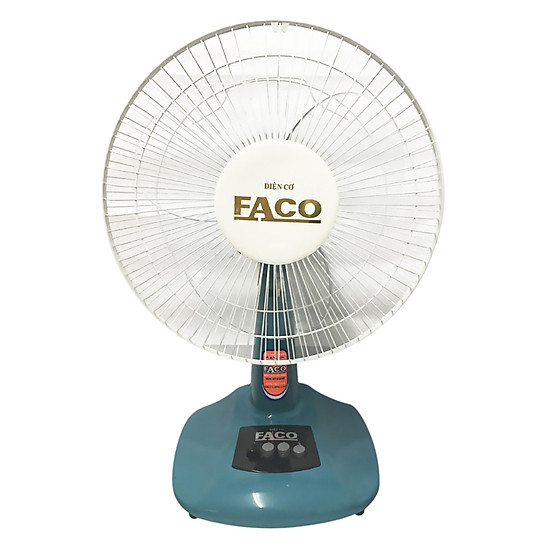 Quạt Bàn Faco B104 - Màu Ngẫu Nhiên (55W)