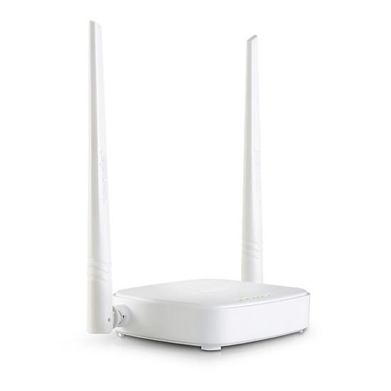 Bộ Phát Sóng Wifi Router Chuẩn N 300Mbps Tenda N301 - Hàng Chính Hãng