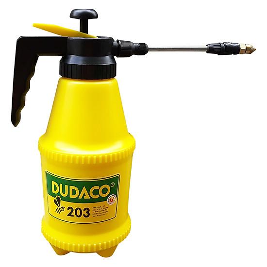 Hình đại diện sản phẩm Bình Xịt Cần Dài Béc Xoay Dudaco B203 (2L) - Vàng