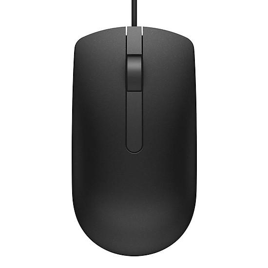 Chuột Có Dây Dell MS116 (Đen) - Hàng Chính Hãng = 87.000đ