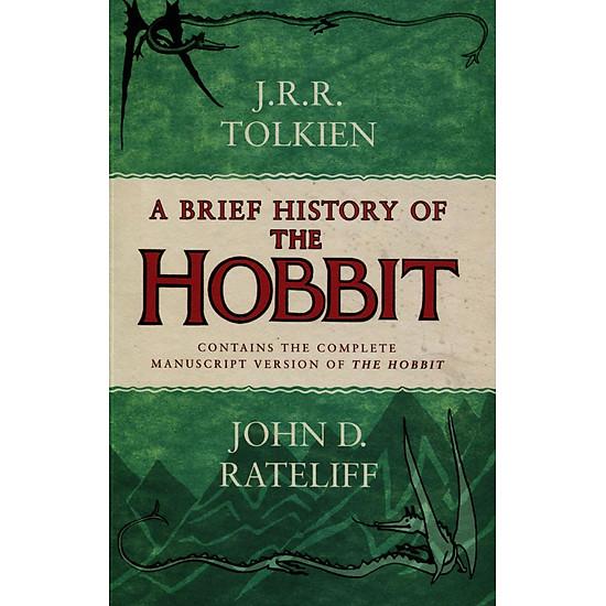 Hình đại diện sản phẩm A Brief History Of The Hobbit - Sơ lược lịch sử của người Hobbit