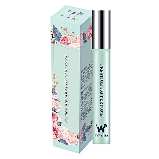 Nước Hoa It's Well Plus Prestige 333 Perfume Miracle PP-M (9ml)