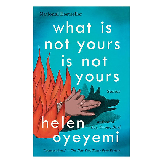 Hình đại diện sản phẩm What Is Not Yours Is Not Yours
