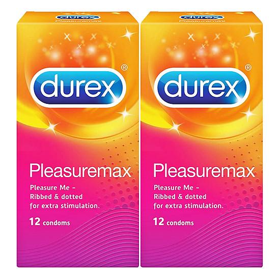 Bao Cao Su Durex Pleasuremax 12S – 404314