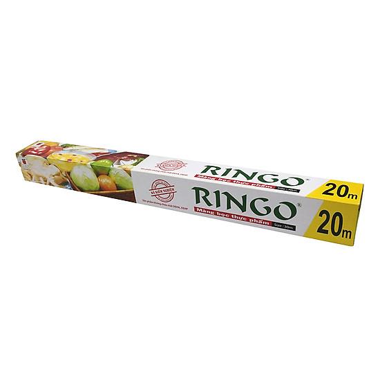 Bộ 2 Màng Bọc Thực Phẩm PVC Ringo CF045 (45cm x 20m)