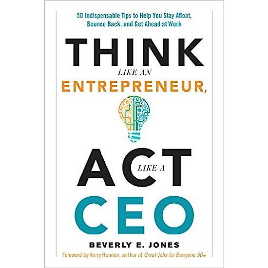Hình đại diện sản phẩm Think Like An Entrepreneur, Act Like A CEO