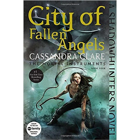 City Of Fallen Angels #4 | Tiki vn: Sách,Truyện