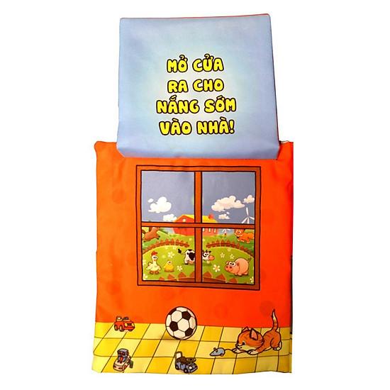 Sách Vải Pipovietnam Chủ Đề Căn Bếp Nhỏ