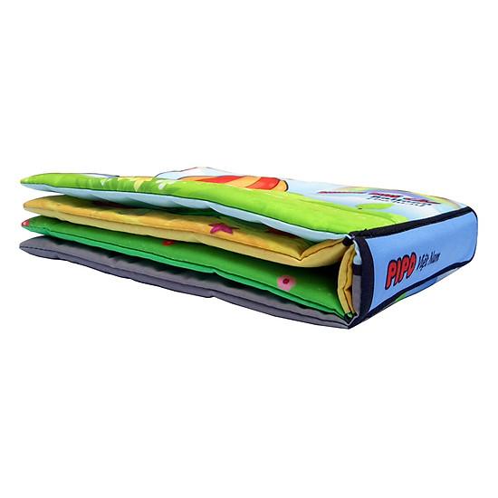 Sách Vải Pipovietnam Hình Phương Tiện Giao Thông