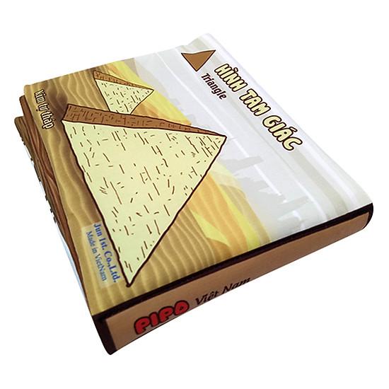Sách Vải Trẻ Em Pipovietnam Hình Khối
