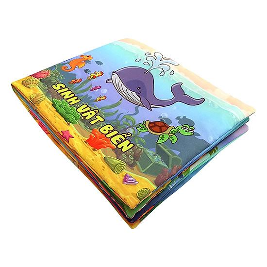 Sách Vải Pipovietnam Sinh Vật Biển
