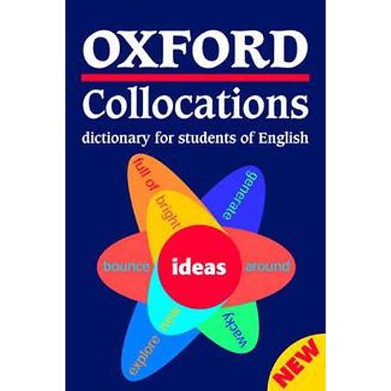 Hình đại diện sản phẩm Oxford Collocations Dictionary for Students of English